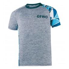 Футболка GEWO ARCO синий меланж XS
