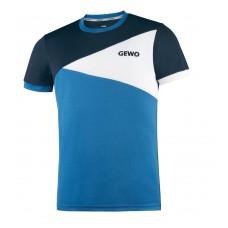 Футболка GEWO ANZIO голубой синий L