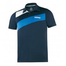 Футболка GEWO NOVARA синий голубой XS