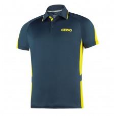 Футболка GEWO CARVA синий желтый L