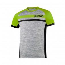 Футболка GEWO FERMO серый салатовый XS