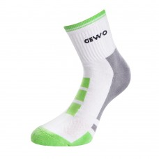 Носки GEWO STEP FLEX II  белый зеленый 35-38 (S)