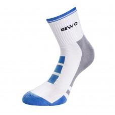 Носки GEWO STEP FLEX II  белый синий 35-38 (S)