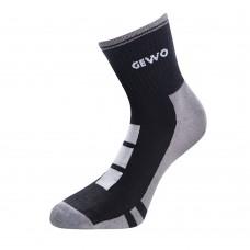 Носки GEWO STEP FLEX II черный серый 35-38 (S)