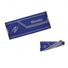 Полотенце NITTAKU LINE MID синий серый