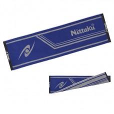Полотенце NITTAKU LINE SPORTS синий серый