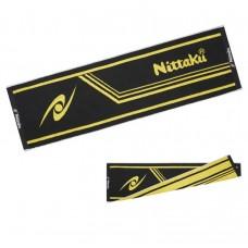 Полотенце NITTAKU LINE SPORTS черный желтый