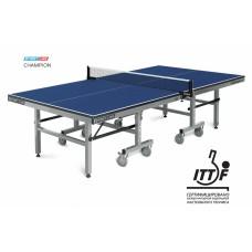 Теннисный стол START LINE CHAMPION синий