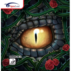 Накладка SPINLORD DORNENGLANZ III OX красная