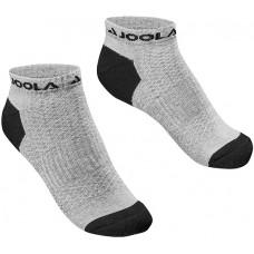 Носки Joola TERNI короткие серый черный 39-42 (М)