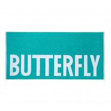 Полотенце Butterfly SIGN бирюзовый