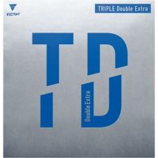Накладка Victas TRIPLE DOUBLE EXTRA 2,0 красная