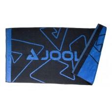 Полотенце JOOLA  для душа черный синий