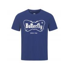 Футболка Butterfly RETRO синий XL