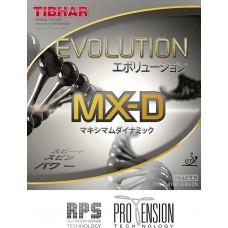 Накладка Tibhar EVOLUTION MX-D 1,9-2,0 красная