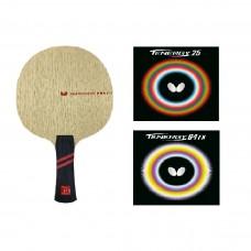 Ракетка Butterfly (BOLL FORTISSIMO + TENERGY 25 + TENERGY 64FX)