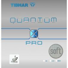 Накладка Tibhar QUANTUM  X PRO SOFT 2,0 голубой