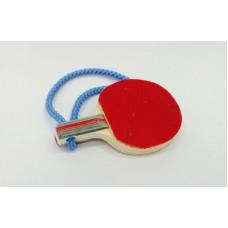TTSPORT Брелок миниатюрная ракетка на веревке