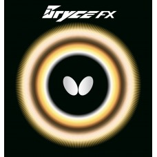 Накладка Butterfly BRYCE SPEED FX 1,9 красная