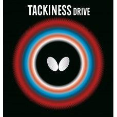 Накладка Butterfly TACKINESS DRIVE 1,5 красная