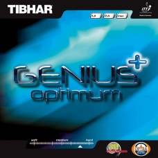 Накладка Tibhar GENIUS+OPTIMUM 2,0 красная