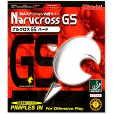 Накладка Nittaku Narucross GS Hard 1,8 (thick) красная