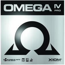 Накладка Xiom OMEGA IV Pro 2,0 красная