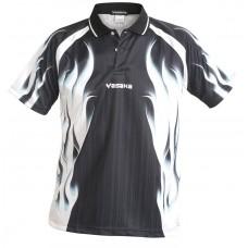 Футболка Yasaka AURORA черная XXS