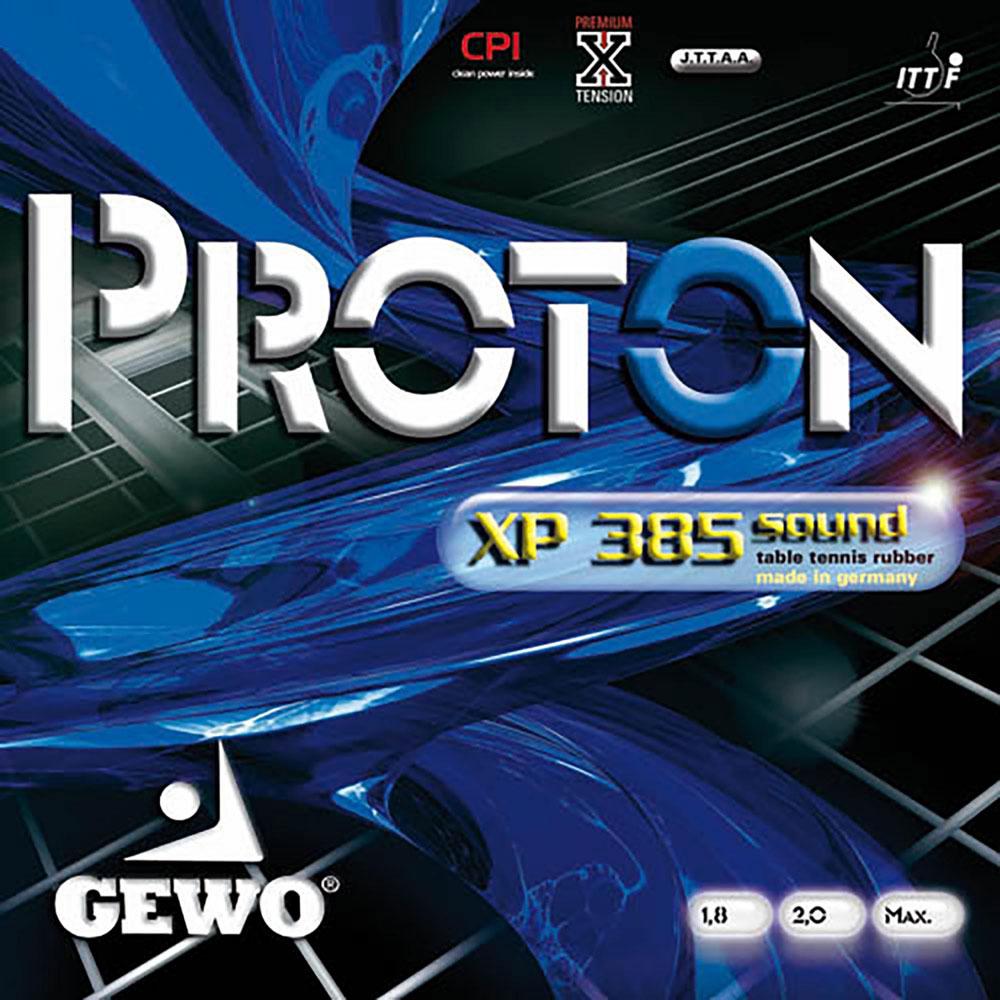 Накладка Gewo PROTON XP 385 sound 2,0 красная