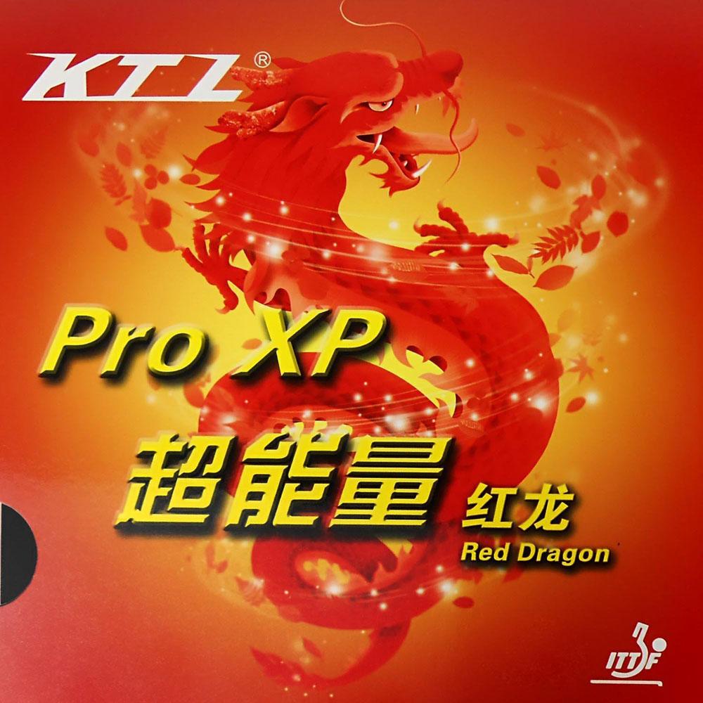 Накладка KTL PRO XP RED DRAGON max красная