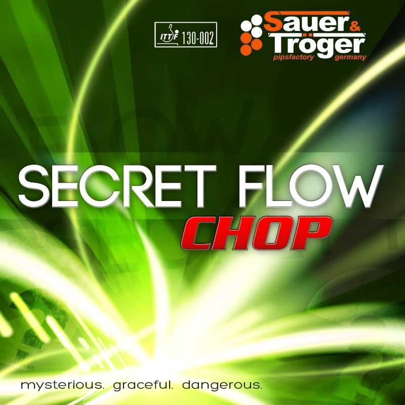 Накладка Sauer&Troger SECRET FLOW CHOP 1,8 красная