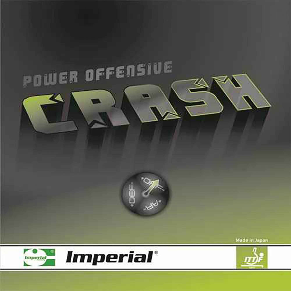 Накладка Imperial CRASH 1,8 красная