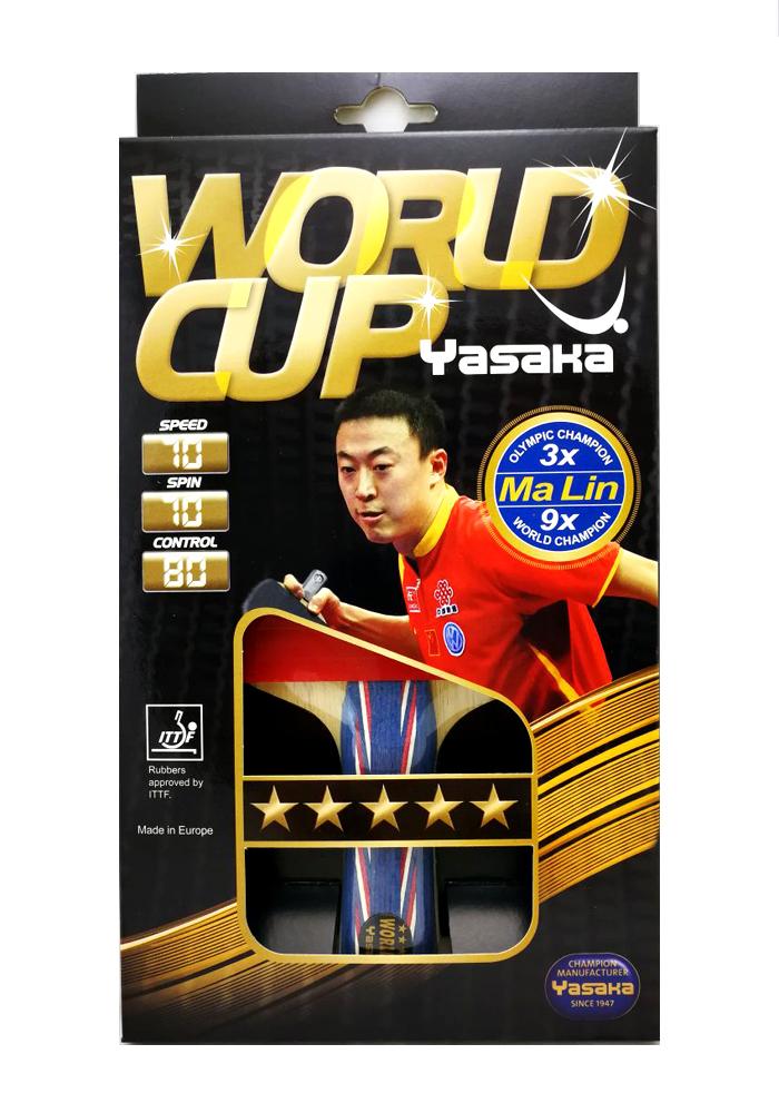 Ракетка Yasaka WORLD CUP *****