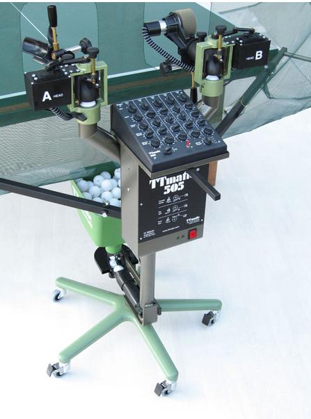 TT MATIC 505-В напольный робот две пушки
