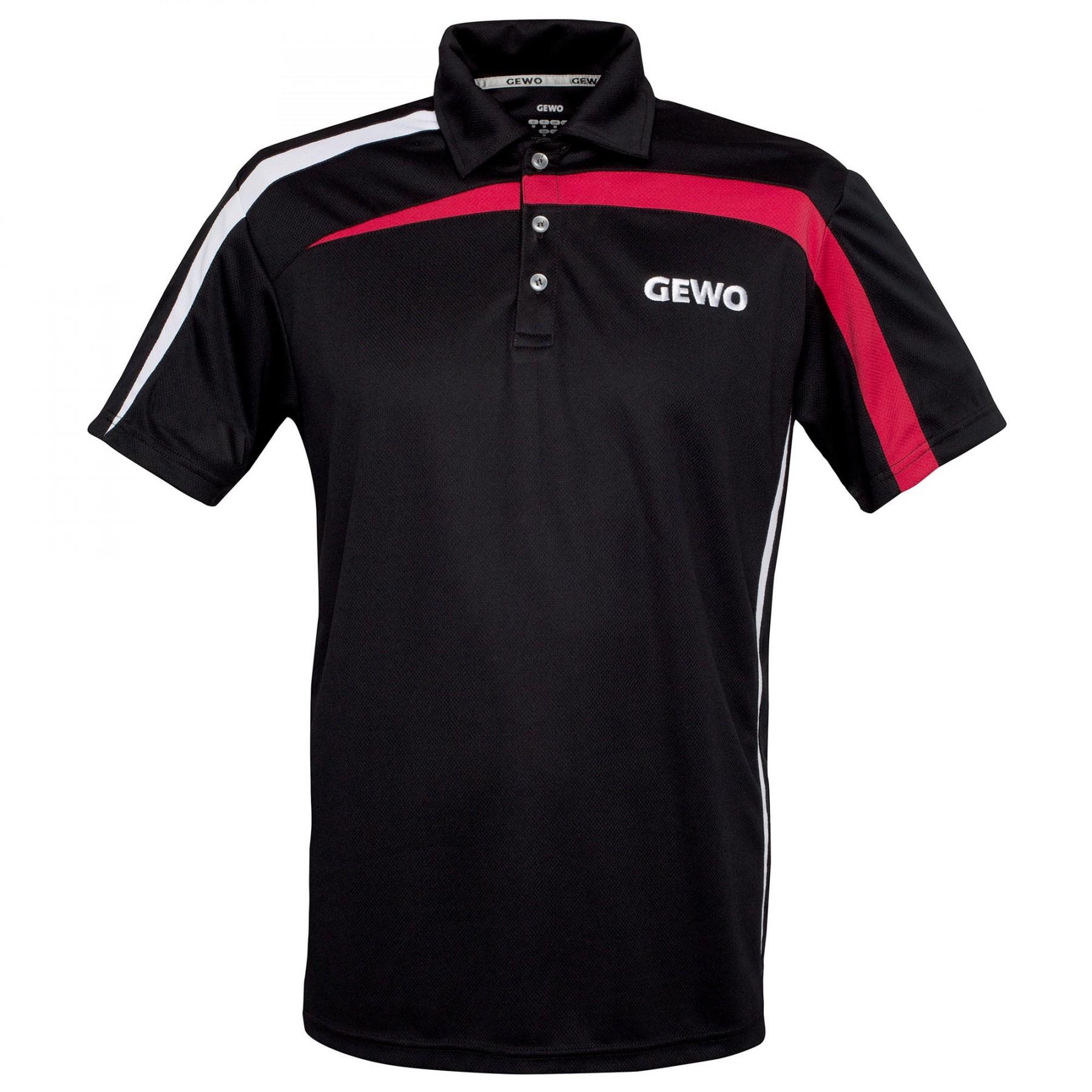 Футболка GEWO PRIMUS черный 2XS