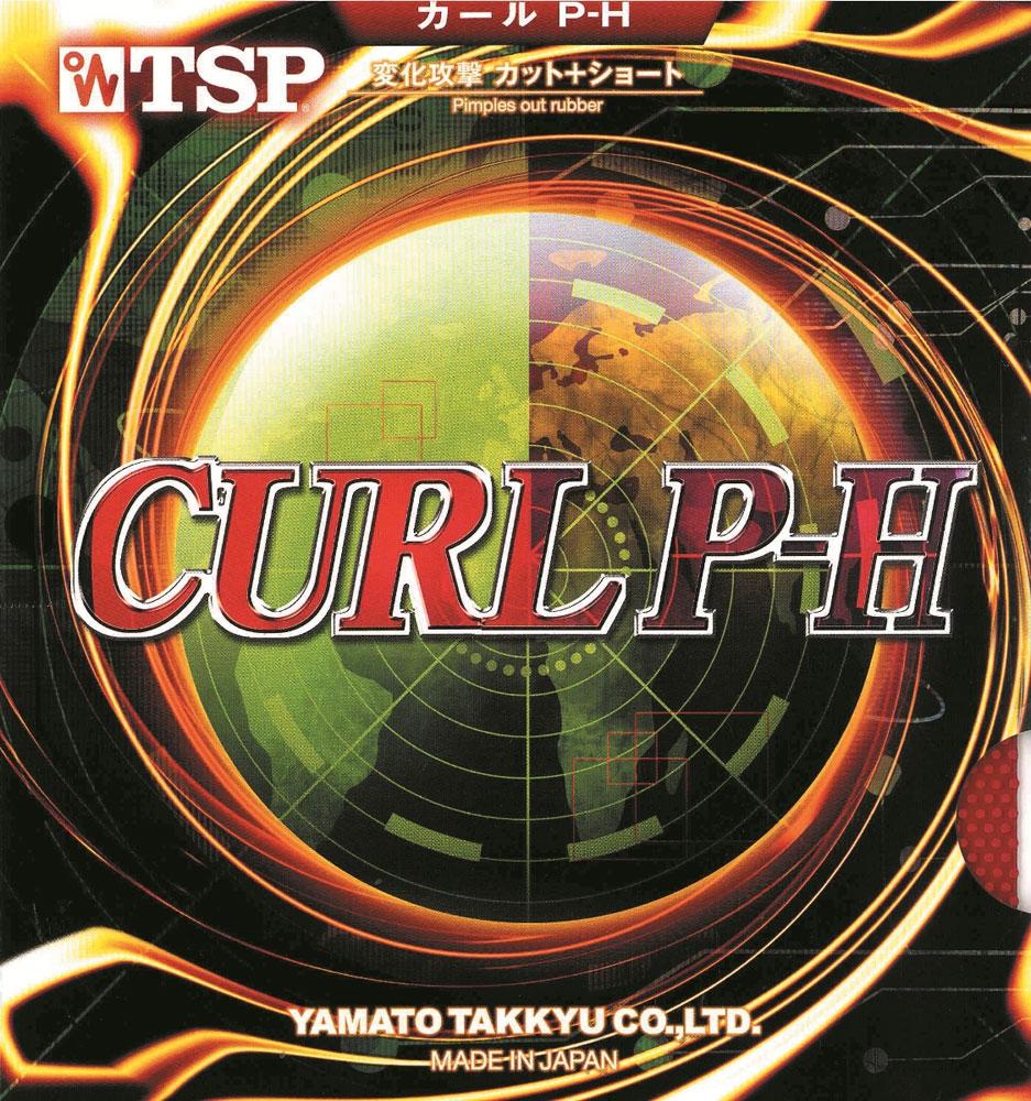 Накладка TSP CURL P-H 0,5 (0,3-0,6) красная