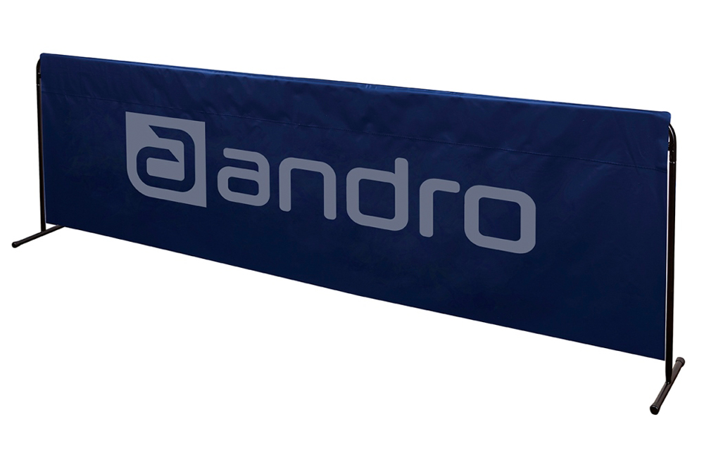 Andro Бортик BASIC 233 см синий