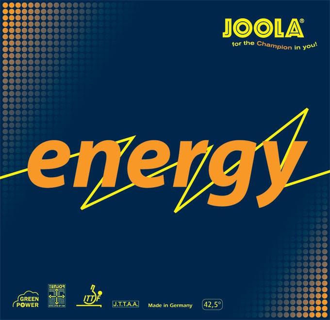 Накладка Joola ENERGY 2,0 черная